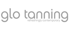 glo tanning logo