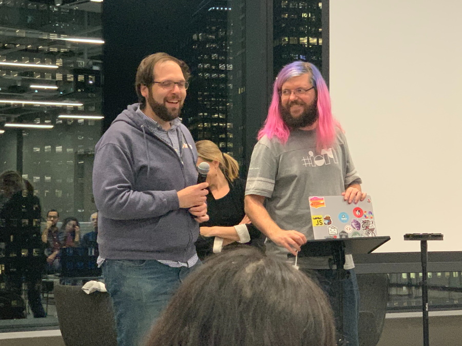 Google Meetup - Paul Shapiro and Martin Splitt